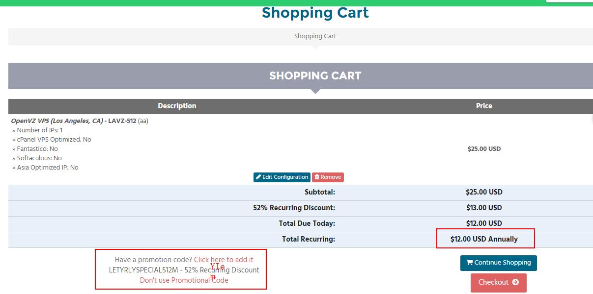 """<自己在用的>一些便宜性价比高的VPS-只是列出最便宜的 """"年付"""" 价格(二)-Hostodo"""