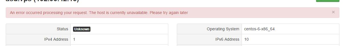 dedistation.com的VPS已经超过24小时无法访问了, 醉了!发TK也不回复!