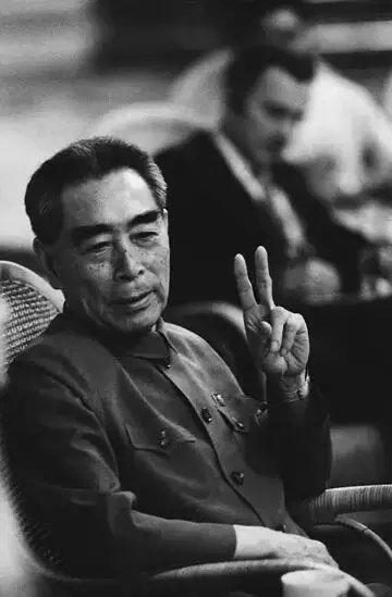 今天是周恩来总理逝世41周年的日子