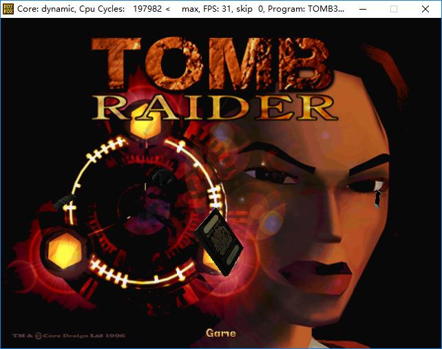 古墓丽影(Tomb Raider 1 )一起玩像素游戏啊